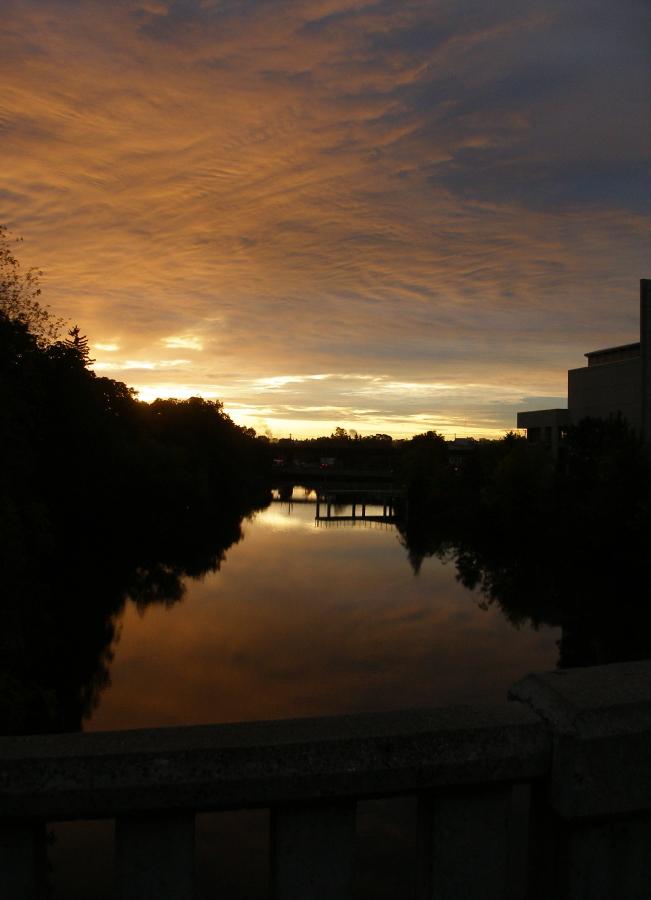 guelph sunrise