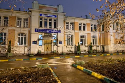 Детская поликлиника пушкино вызов врача