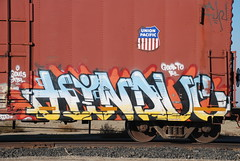 Hindue (huntingtherare) Tags: trains hindu gtb benching