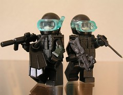 Task Force 141 : Water (ORRANGE.) Tags: 2 water modern force lego 141 task warfare cod6