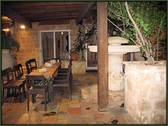 Patio (blind_donkey) Tags: old house museum artist jaffa patio israeli ilana goor museume