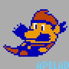 Mario Bros Twitter Avatar