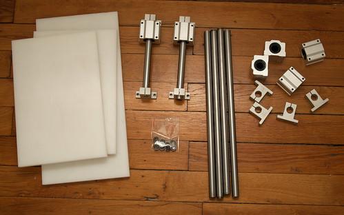 DIY CNC Parts