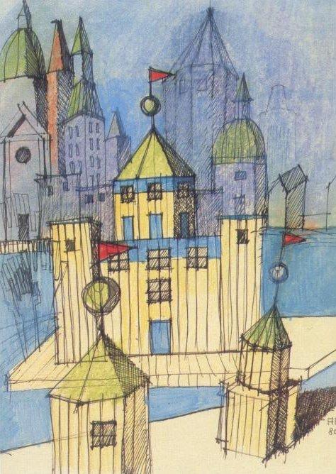 Aldo Rossi : Obras importantes  Introduccion a la Arquitectura