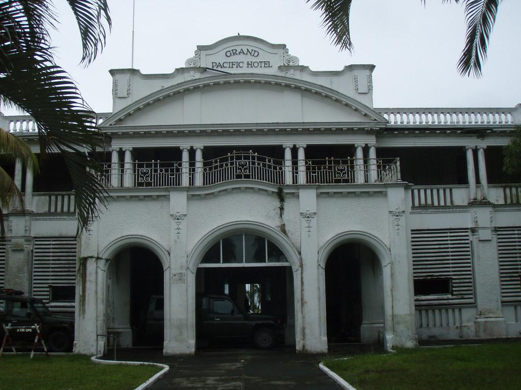 Grand Pacific Hotel