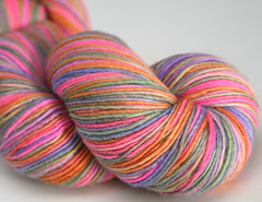 """Presto"" merino sock yarn - SALE- 30% OFF"