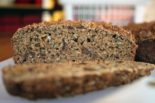 quick bran date bread, details