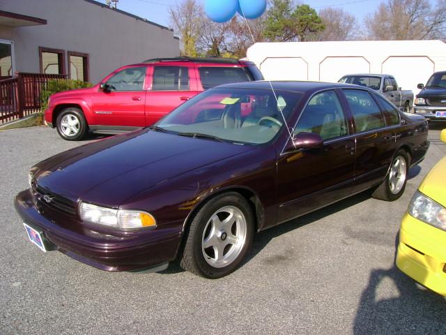 1996 chevy impala impalass glenburniemd