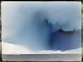 Arctic storm.