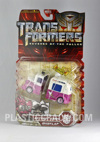 TF Movie Ice Cream Truck