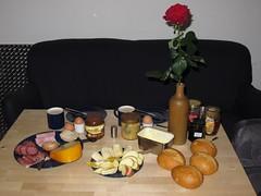 Frhstck am Sonntag (multipel_bleiben) Tags: essen frhstck