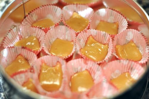 Caramel Milk Candies (Dulce De Leche Candy)