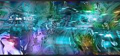 Urban Lights: Icy Blue Energy (Tim Noonan) Tags: street blue urban abstract green art digital photoshop lights energy drawing manipulation scape hypothetical artdigital trolled newreality theunforgettablepictures maxfudge awardtree maxfudgeexcellence miasbest maxfudgeawardandexcellencegroup trolledandproud magiktroll exoticimage
