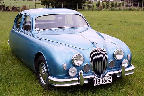 JAGUAR Mark 1, Mark 2, 240 & 340 (1956-1969)   CAR ...