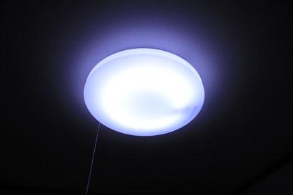 86Wのソフトインバータ蛍光灯
