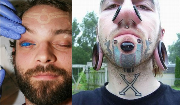 Transtorno Dismórfico Corporal - Body Modification