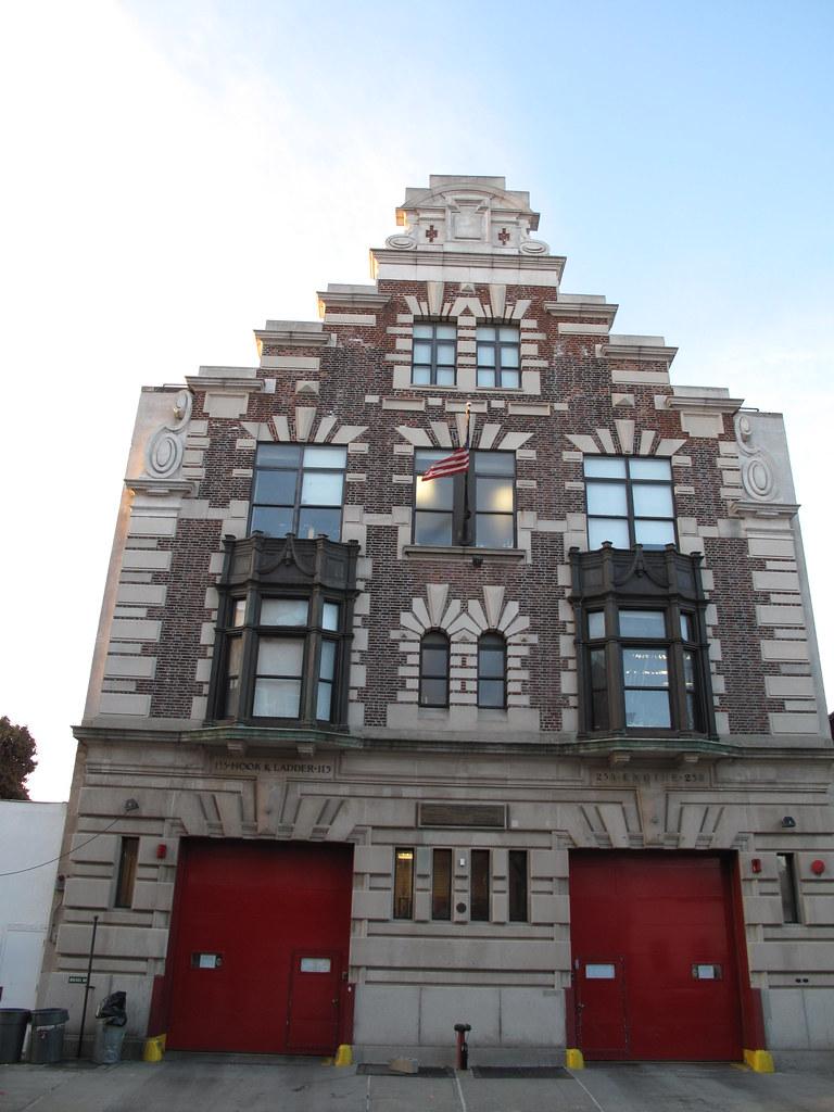 Fire Engine Company No. 258, Hook and Ladder Company No. 115