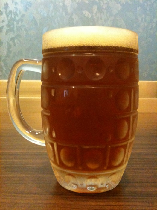 Honey Brown Lager