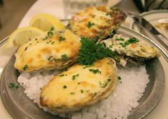 Joe's Stone Crab - Oyster Rockafeller