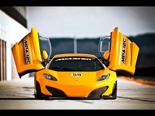 2011 McLaren MP4-12C GT3