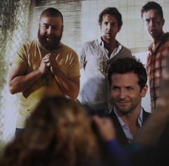 Bradley Cooper (kjdrill) Tags: california justin usa mike zach movie ed paul losangeles tyson ken bradley hollywood cooper premiere blvd helms giamatti 1631 bartha jeong galifiankis hangoverpart2 monkeythailandfilmcomedyfunny
