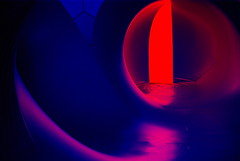 Illuminarium (djemde) Tags: nottingham red abstract colour rouge design space air roja architectsofair illuminarium