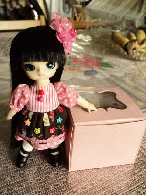 A box of Macaron!