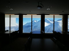 Alpine view from the restaurant (A. Wee) Tags: stanton arlberg austria 奥地利 restaurant 餐厅 galzig