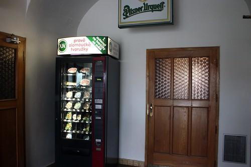 Automat na tvarůžky