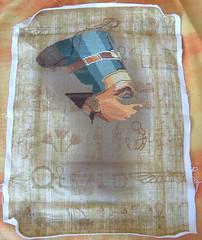 W.i.p. Nefertiti - 01/07/09