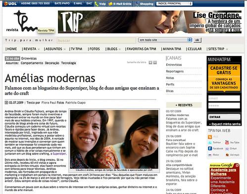 Site TPM 02/07/2009