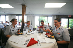 Digging In (pawg) Tags: civilairpatrol encampment fortindiantowngap pawg pennsylvaniawing cadetleadershipschool