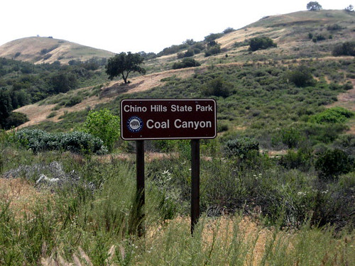 Coal Canyon Hike 3310