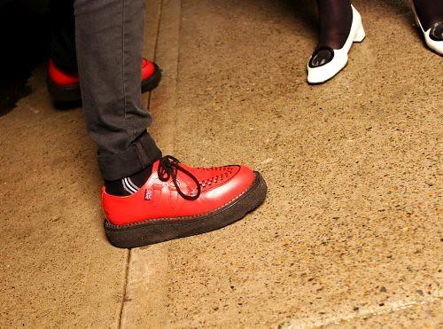 Mod shoes