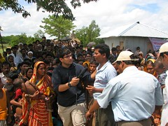 Interviewing Save the Children Field Personnel