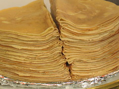 Crepe stacks