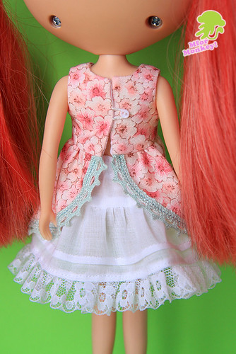 MforM Pink Dress Set