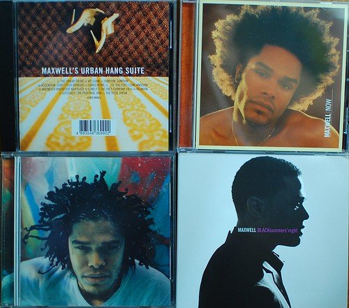 Maxwell's Albums