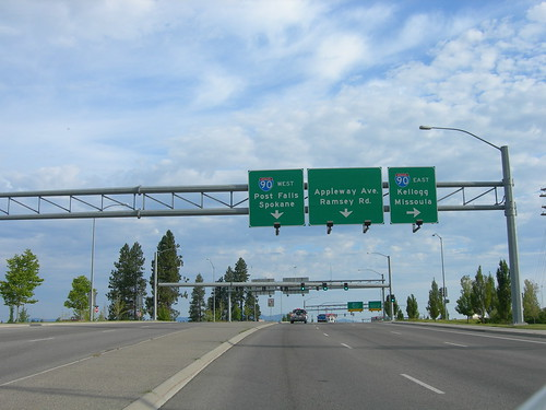 I-90 Signs