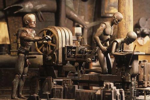 "«Sex Life of Robots"" | Michael Sullivan | NSFW ceslava 2"