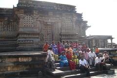 DSC04831 (Philip Larson) Tags: vacation india temple vishnu indian hassan shiva karnataka halebid belur southindia halebidu bahubali halebeedu sravanabelagola hoysala beluru philiplarson muruchigateri