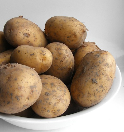 """Frieslander"" potatoes"