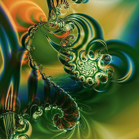 Phil Wolstenholme's fractal visions