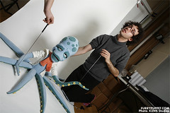 Custom puppets by FURRY PUPPET Studio (FURRY PUPPET Studio) Tags: fur hand puppet handmade maria professional made puppets foam custom zack fleece mechanism gurevich buchman