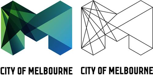 nuevo logo City of Melbourne