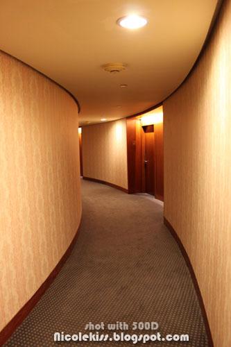 swissotel singapore corridor
