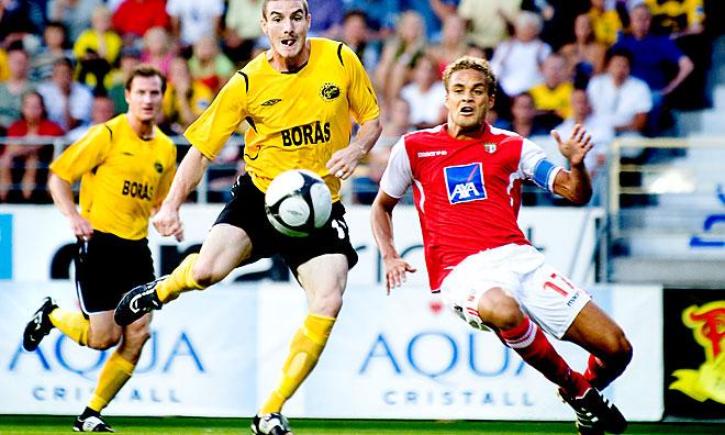 SPORTING CLUBE DE BRAGA  2009 - 2010  LIGA EUROPA / elfsborg - sp. braga.