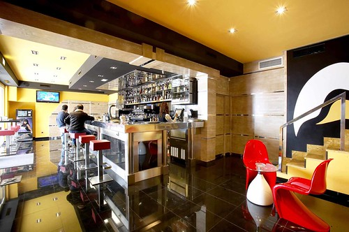 Restaurante MiGaea - Cafetería