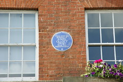 Photo of Joseph Gillott blue plaque