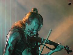 Turisas - Olli Vnsk (The Crow2) Tags: music festival metal concert panasonic sziget 2009 koncert zene turisas dmcfz30 fesztivl thecrow2 ollivnsk lastfm:event=827444